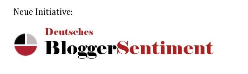 deutsches Blogger-Sentiment