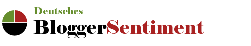 Blogger-Sentiment Logo