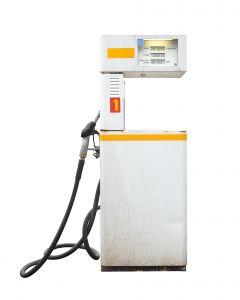 Benzinsäule