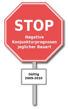 Stoppt die Konjunkturprognosen