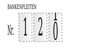 Bankenpleite: Nr. 120