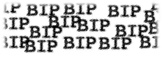 BIP BIP BIP