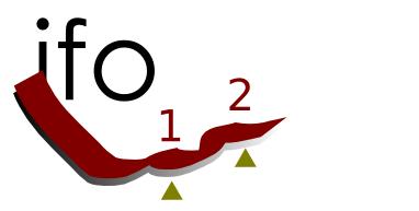 Ifo: 2. Anstieg in Folge