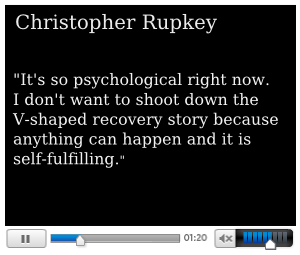 Video: Christopher Rupkey