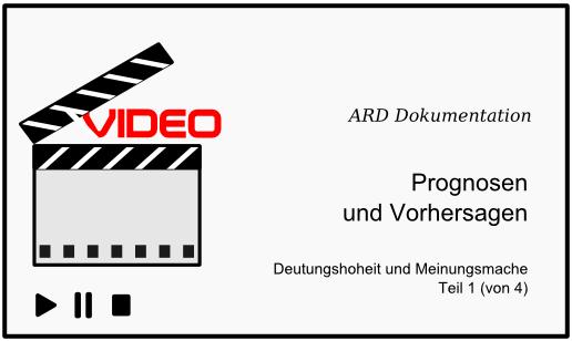 ARD Prognosen Video