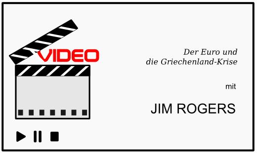 Jim Rogers: Euro und Griechenland