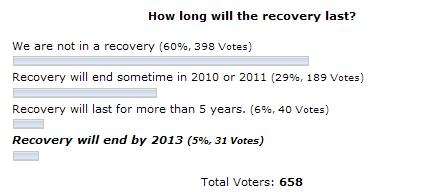 No Recovery