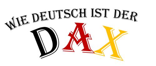 Wie deutsch ist der DAX