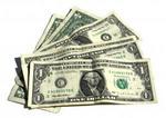 Dollars Geld Zinsen